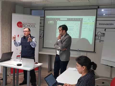 Sesión informativa Programa Dirección Comercial en la Era Digital jueves 6 de febrero (Vídeo)