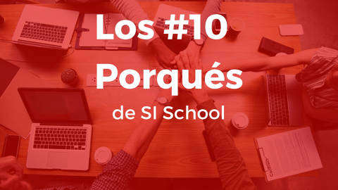 Los 10 PORQUÉS de Sales Innovation School