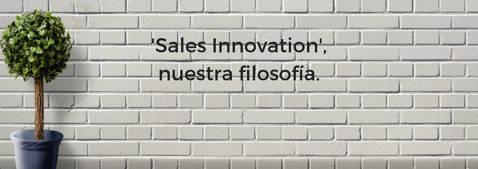 ¿Qué significa el concepto Sales Innovation?