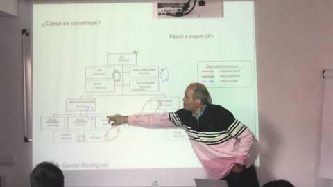 Meetup con David Navas (Lenguaje de Poder en ventas) y José Luis García (Mapa de Poder)