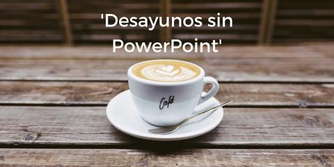 """Desayuno con Óscar Alonso: """" La función más difícil que hay en la empresa es vender"""""""