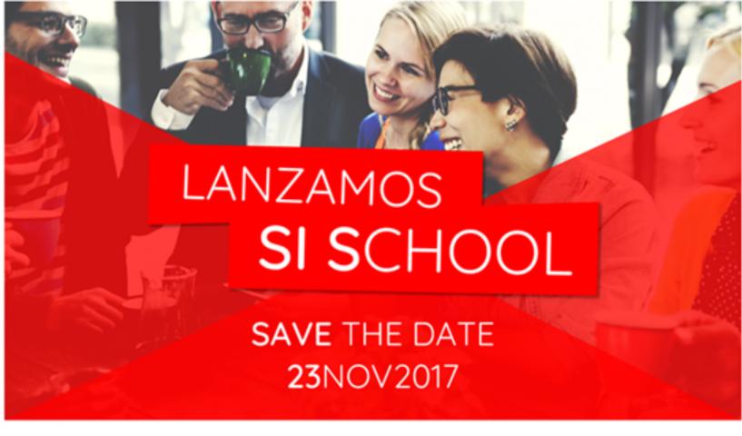 El próximo día 23 celebramos el evento de presentación de la Escuela